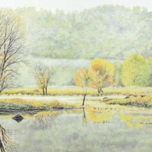 Crane-AutumnMist