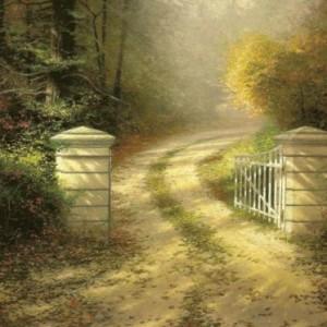 Kinkade-AutumnGate