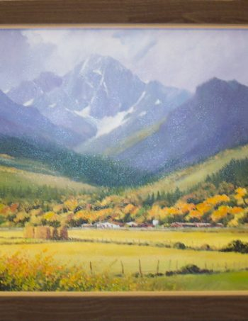 Fields of Ouray by Charles Pabst