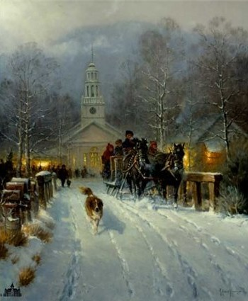 GHarvey-ChristmasInTheVillage