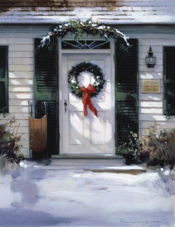 Landry-ChristmasDoor