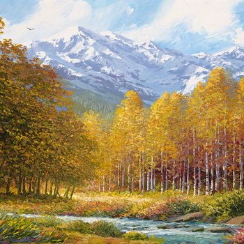 Heart of the Rockies by Charles H. Pabst
