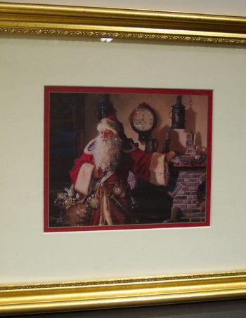 Father Christmas by Dean Morrissey, from the Holiday Home Colledtion